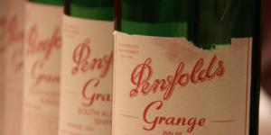 Penfolds Grange Cellaring